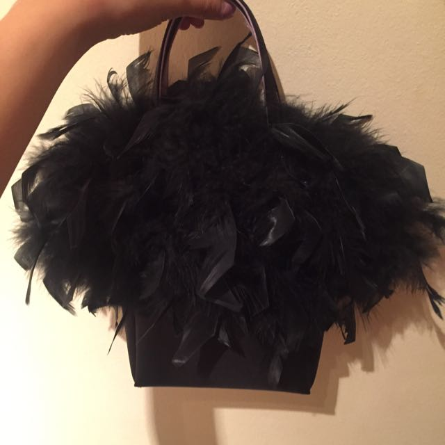 Georgio Beverly Hills Cute Flapper Bag Great For Costume Party