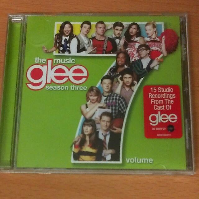 Glee The Musical Season 3