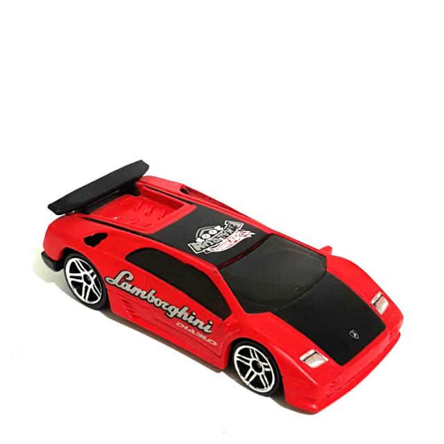 Hot Wheels 2003 Final Run Lamborghini Diablo Toys Games On