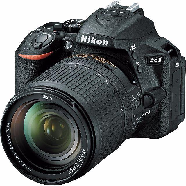 Nikon D5500 w/ 18-140 VR Kit