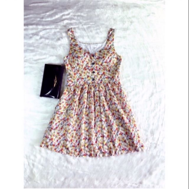 Pazzo Flower Dress