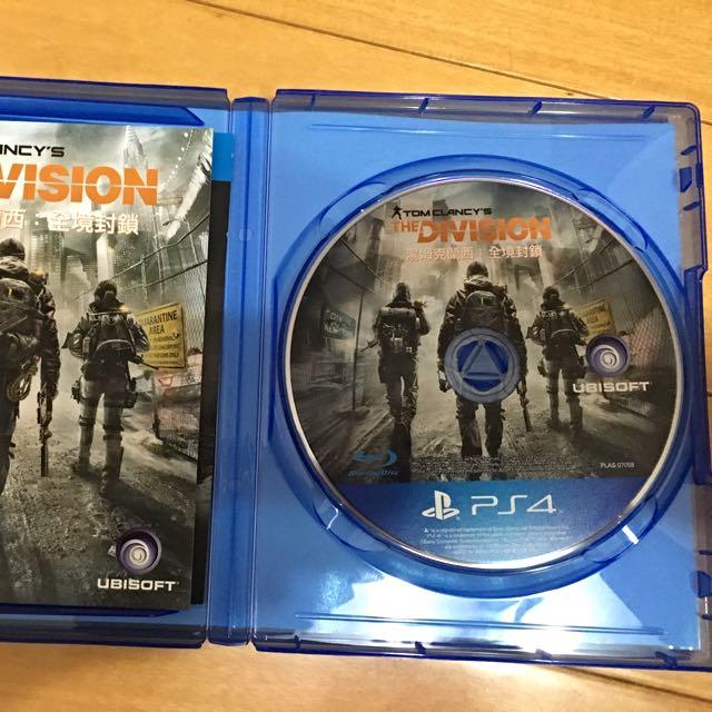 PS4-全境封鎖(中文版)