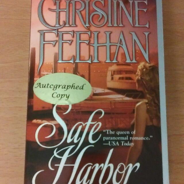 Safe Harbour Christine Feehan