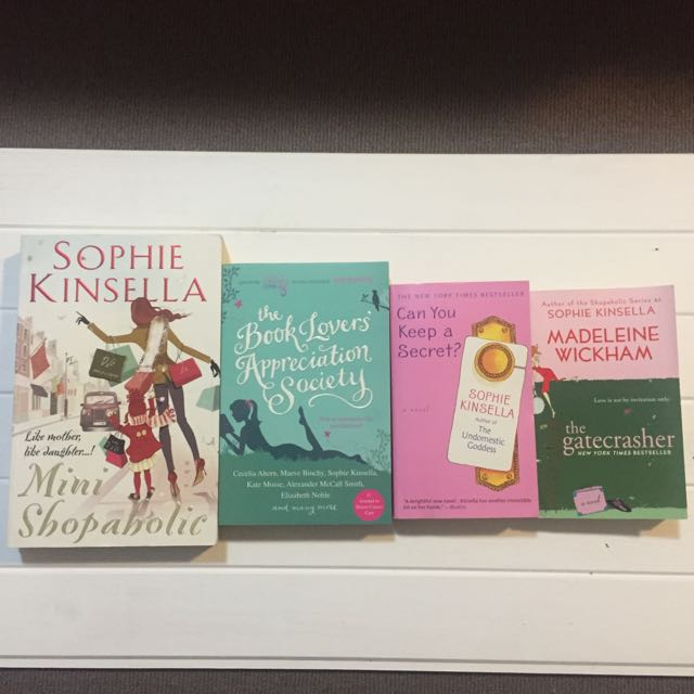 Sophie Kinsella's Books