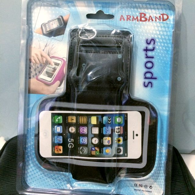 Sporty Arm Band For Iphone 5/5S