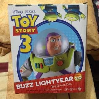 議價不回 玩具總動員 巴斯光年 Medicom Toy