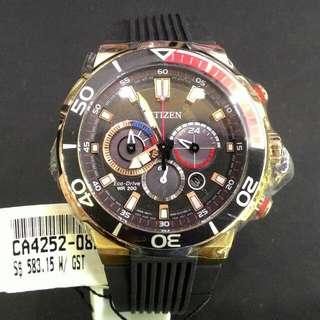 Citizen Eco Drive Diver's Chronograph WR 200m