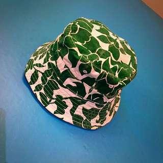 草綠漁夫帽~ 秀秀出售!
