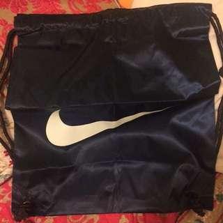 含運)Nike束口後背包