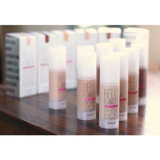 BENEFIT HELLO FLAWLESS TRAVEL SIZE