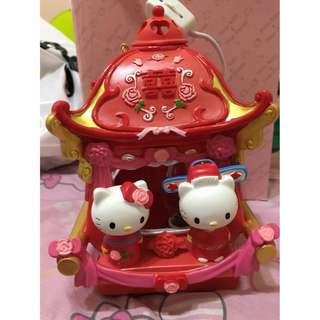 🔺 Hello Kitty精油燈