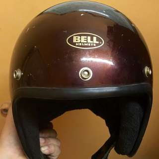 Vintage BELL HELMET ( R-T Classic ) For Sale