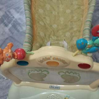 Baby Bouncer Seat And Kick FIRST YEAR