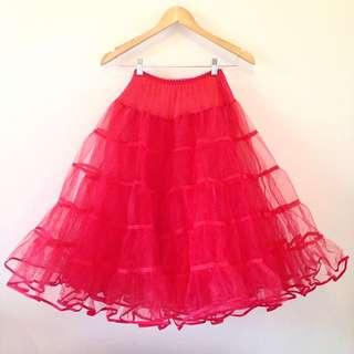 Retro petticoat