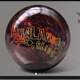 Brunswick Avalanche Slide Bowling Ball