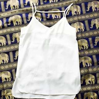 TARGET White Top / Size 6