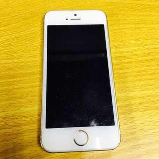 Iphone 5s 16GB#金色