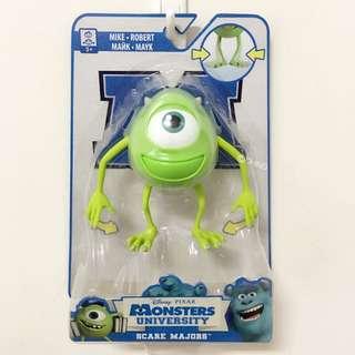 麥克華斯基 怪獸大學 驚嚇系列 大眼仔 公仔 吊卡 玩具