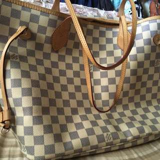 Neverfull Lv Azur *reserved*
