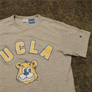 Champion限量UCLA大洲大學熊頭短袖