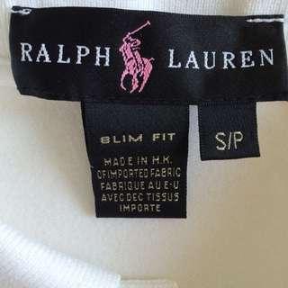 Authentic Ralph Lauren Polo Tee