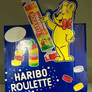 HARIBO ROULETTE 軟糖