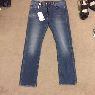 Levi Blue Canyon Jeans