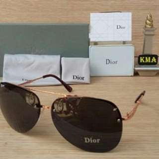 Kacamata Dior -black list rosegold-