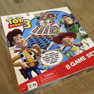 玩具總動員 桌遊