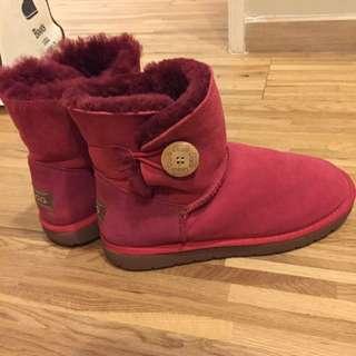 SHEARERS UGG 雪靴