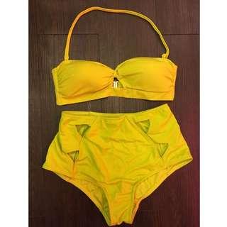 降價✨Top Shop 歐美款時尚泳裝/含運費
