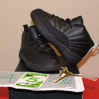 Nike Air Jordan XII Masters Toddler 7c-9c