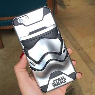 star war星際大戰 3D立體白兵手機殼iphone