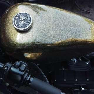 2012 Harley Davidson 48 僅跑8000