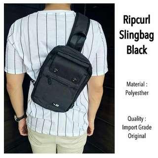 Ripcurl Sling Bag Black