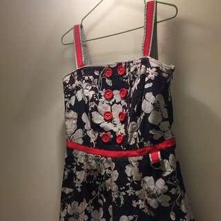 專櫃夏季裙(二手衣)