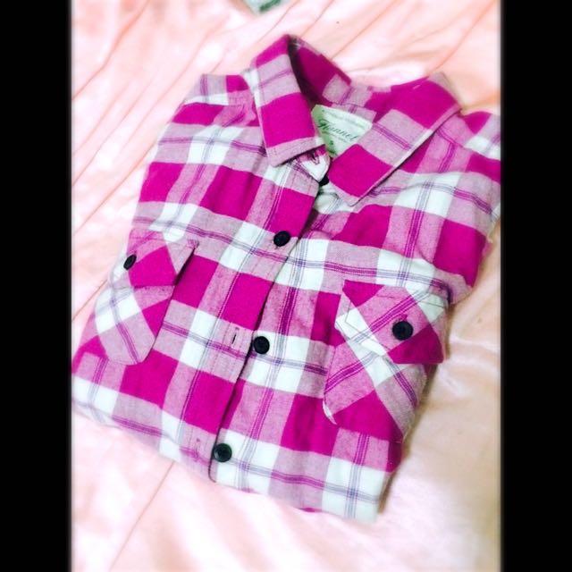粉白色襯衫🎈