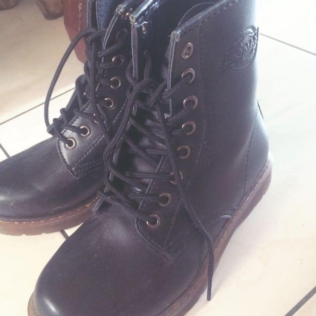 馬丁鞋 工程靴 高筒靴子