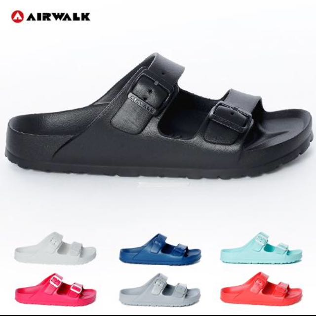 兩雙免運🎈AIRWALK超輕量防水EVA雙扣拖鞋 防水拖鞋