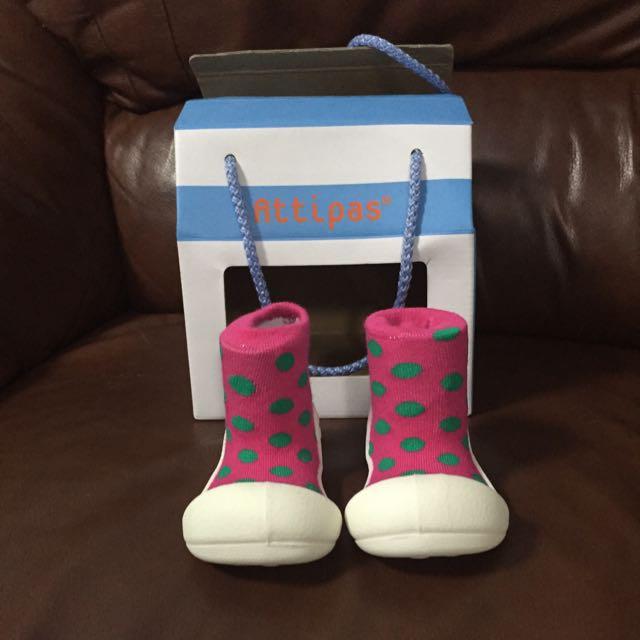 Attipas 襪型學步鞋 M
