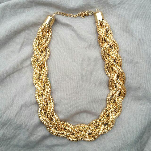 COLETTE HAYMAN Gold Necklace