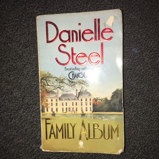 Danielle Steel Family Album