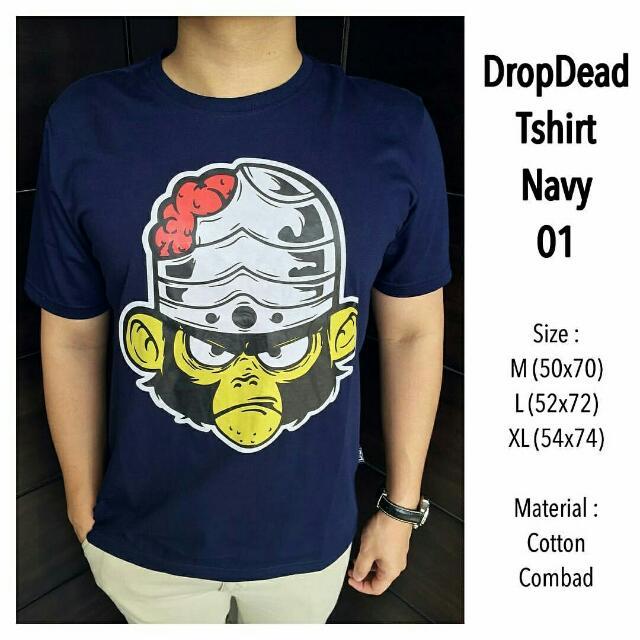 Dropdead Navy 01