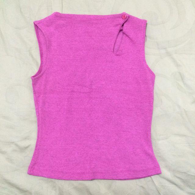 F21 Pink Top