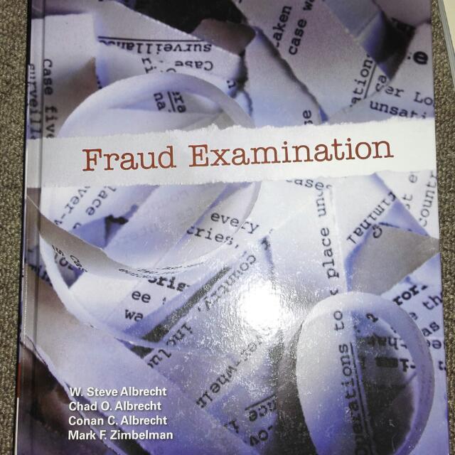 Fraud Examination 4E