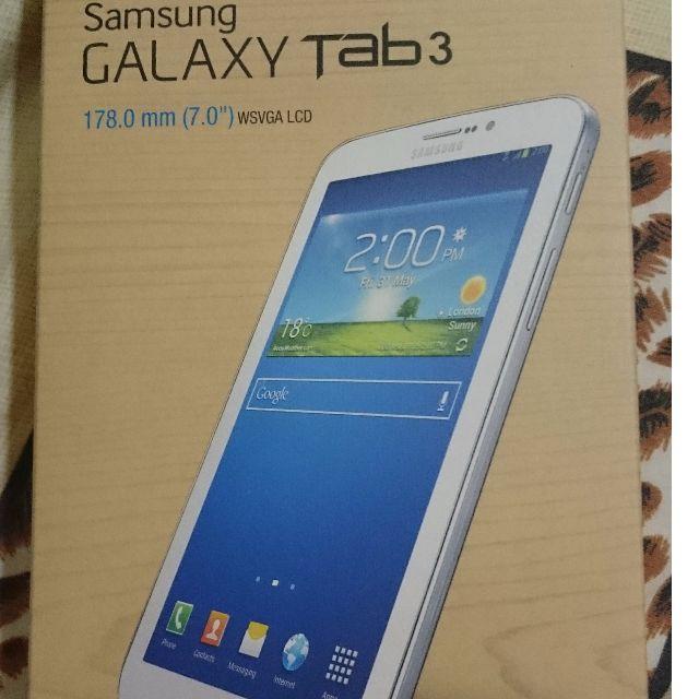 三星GALAXY Tab3  7吋平板電腦雙核心8GB