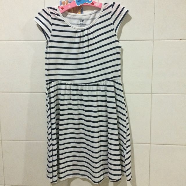 H & M Stripes Dress