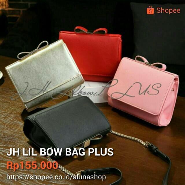 jh lil bow bag plus