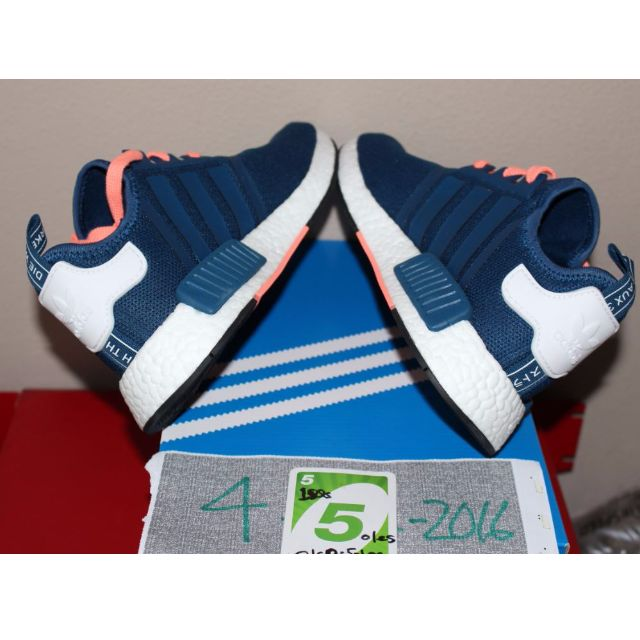 new concept db85f aa2ff Kids Adidas NMD R1 J S75339 Sz. 6.5, Babies & Kids on Carousell
