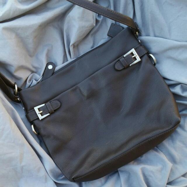 KOL Leather Bag